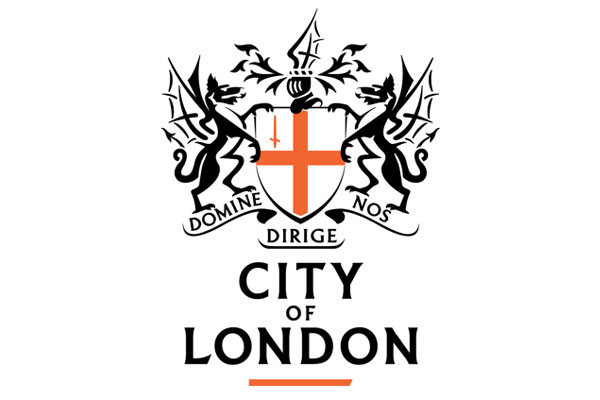 city of london coat logo